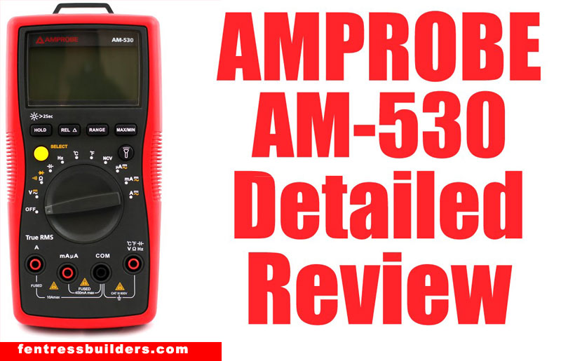 Amprobe-AM-530-Multimeter-Review