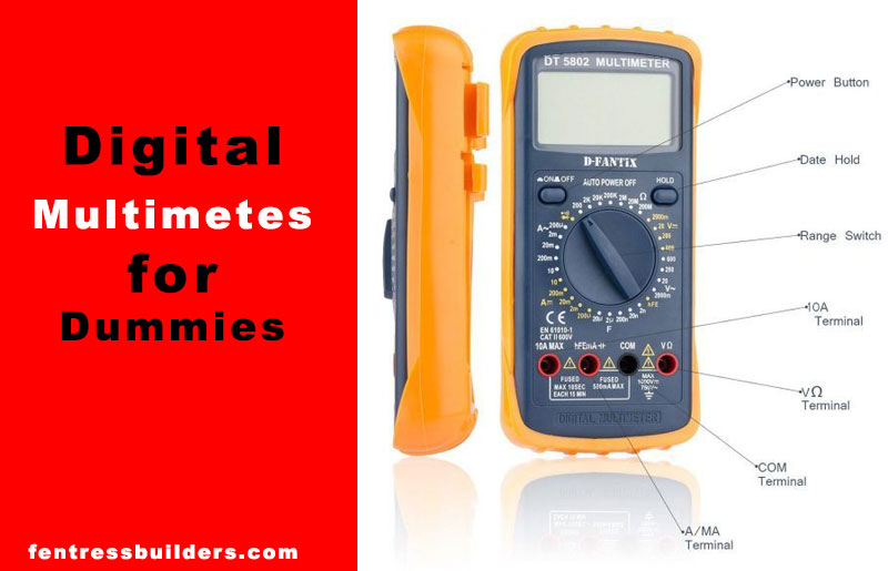 Digital-Multimeters-for-Dummies