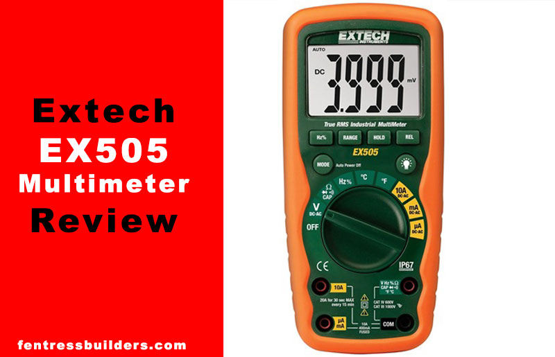 Extech-Ex505-Multimeter-Review