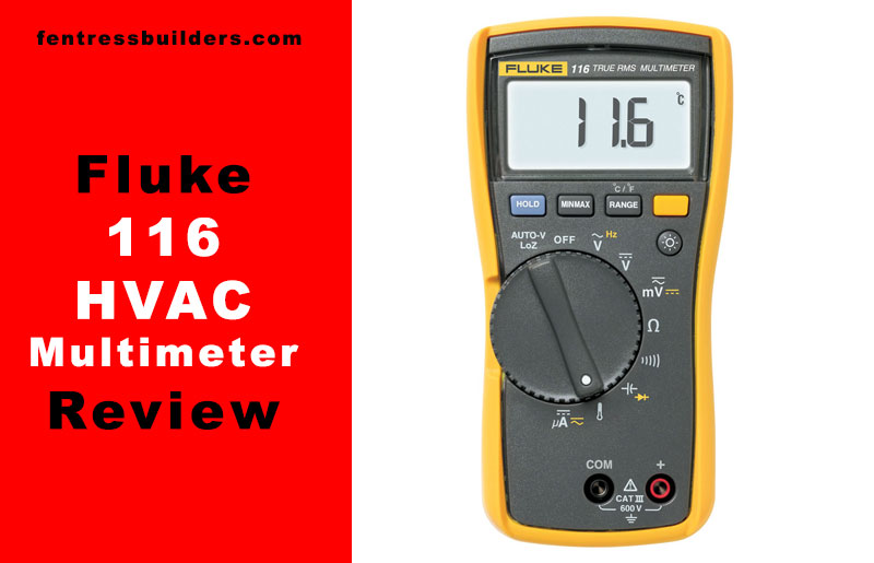 Fluke-116-HVAC-Multimeter-Review