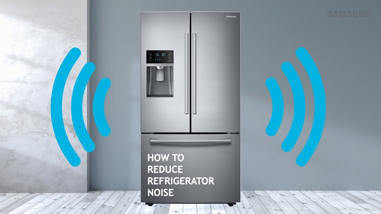 How-to-Reduce-Refrigerator-Noise